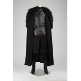 f724264e3be46 Traje De Cosplay Jon Snow Fantasia - Game Of Thrones
