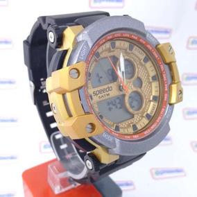 508d3437261 Relogio Champion Masculino Led - Relógios De Pulso no Mercado Livre ...
