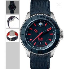 edca0837aa4 Relógio Bmw Motorsport Navy Blue Dial 48 Mm Masculino Watch