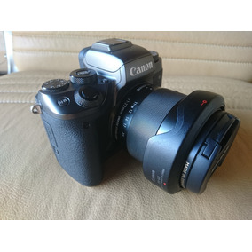 Canon Eos M5 + 2 Bateria+ef-m 11-22mm-so
