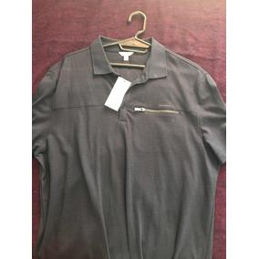 Camisa Calvin Klein Hombre Tipo Polo - Ropa y Accesorios en Mercado ... cc551dddef