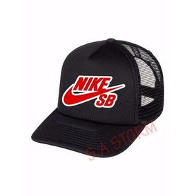 Boné Trucker Nike Sb - Vermelho Marca Famosa Telinha Neymar ff6a0875e08