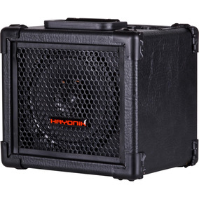 Caixa Multiuso Microfone Player 80 Usb 20w Rms Reais Preta