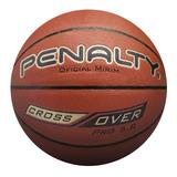 Bola Basquete Penalty Cross Over Pró 5.8 Com Nota!!!