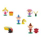 Muñecos Ben & Holly´s Figura X1 Ben And Hollys Mundo Manias