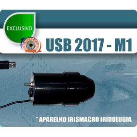 Aparelho Irismacro Iridologia - Usb2017 - M1