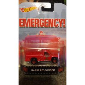 Hot Wheels Rapid Response Emergency