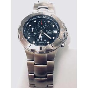 a8e98aa3245 330ft Pulso Masculino Relogio Guess Waterpro 100m - Relógios De ...