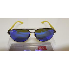 Oculos Espelhados Lançamento 2018 De Sol Ray Ban - Óculos no Mercado ... b16f283b2d