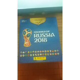 Album Copa Do Mundo 2018 Completo, Com Figurinhas Adicionais