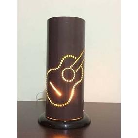 Luminária De Pvc #luminária Violão