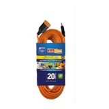Cordão Prolongador Hard Work Pp 2x2,5mm² X 3m - Laranja 2p