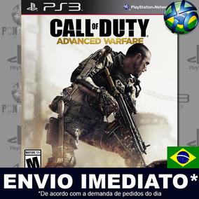 Call Of Duty Advanced Warfare Ps3 - Português Midia Digital