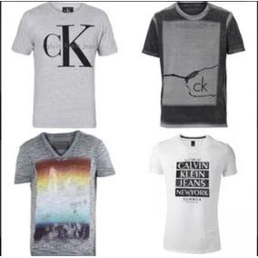 Kit C/ 10 Camisetas Camisas Masculinas Promoção Valida Hoje
