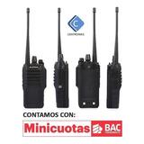 Radios De Comunicación Resistentes Al Agua [envío Gratis]
