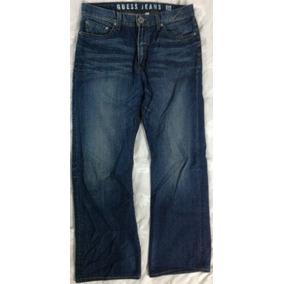 Jeans Guess Caballero Talla 34 Original 100%