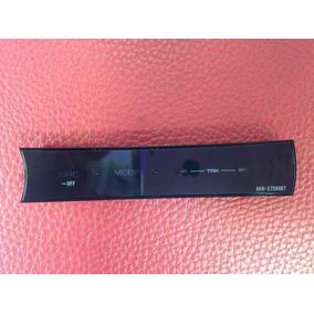 Frente Dvd Pioneer Avh - X 7500 Bt ,7580