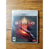 En Venta Diablo 3 Playstation 3 Ps3 !!