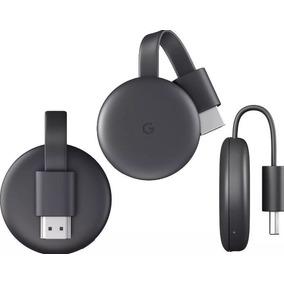 Google Chromecast 3 Hdmi Edição 2019 100% Original 1080p