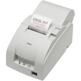 Impresora Tickera Epson Matriz De Punto Modelo Tm-u220a