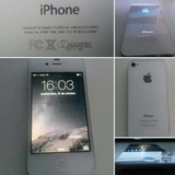 Iphone 4s 8gb Original Apple Branco