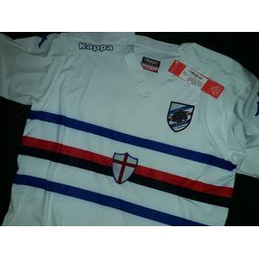 Camiseta Sampdoria Kappa Adultos - Camisetas de Clubes Extranjeros ... 051fa02a03cb6