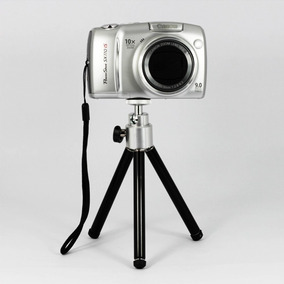 Minitrípode Kodak Para Cámaras Y Filmadoras Angulo Ajustable