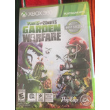 Plants Vs Zombies Garden Warfare Xbox 360 Platinum Hits