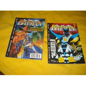 Batman A Queda Do Morcego Lote 3 Nº A Escolher