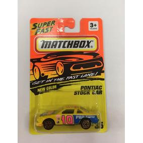 Matchbox Autito Pontiac Stock Car Escala 1:64 En Stock
