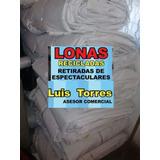 Lonas Recicladas Pvc Calibre 13oz 12.9x7.3