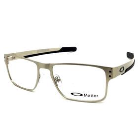 Armação Oculos Grau Masculino Holbrook Metal Original Oferta 07f8e922f3
