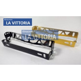 Porta Placas Para Auto Tuning Facil Colocacion