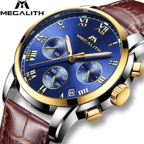 Relógio Megalith Luxo Temos A Pronta Entrega Original