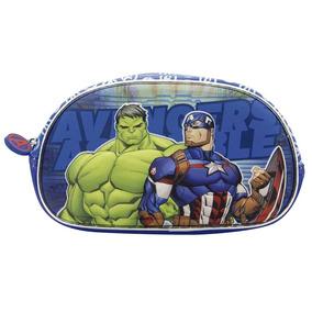 Cartuchera 3d Avengers Modelo 1 Cresko - Giro Didáctico