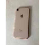 Carcaça iPhone 8 Original Completa! Gold