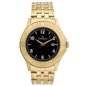 Relógio Champion Masculino Ca31417u Dourado