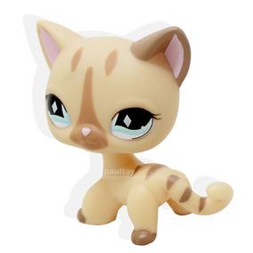 Littlest pet shop gatos de pelo corto