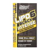 Lipo 6 Black Intense Termogênico 60 Cáps. Nutrex
