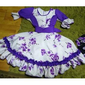 Vestido Tipico Huasa Fiestas Patrias