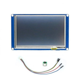 Tela Lcd Nextion 5.0 Ihm Led Touch Arduino Pic Clp (4006)