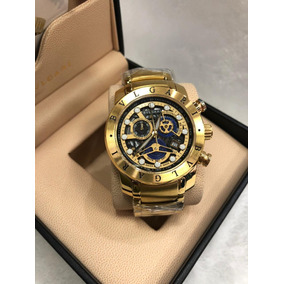 e37d98a53c8 Relogio Bulgari Preto - Relógio Masculino no Mercado Livre Brasil