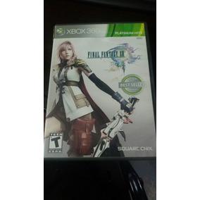Final Fantasy 13 Xbox 360