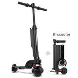 E Scooter Eléctrico Plegable Smart Patineta Eléctrica