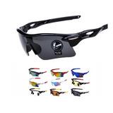 Óculos De Sol Esportivo Ciclismo Pedal Bike Moto Proteção Uv
