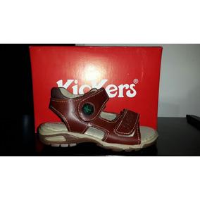 Sandalias Para Niños Unisex Kickers