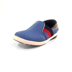 Sapato Pé Com Pé Casual Guty Azul Ciano (411) - 47341
