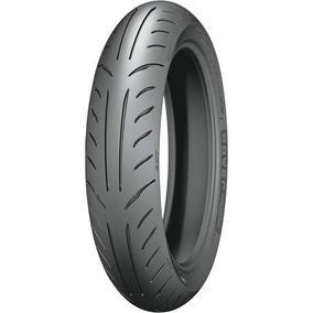 Pneu Moto Michelin Power Pure Sc Diant./traseiro 120/70 12