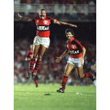 Camisa Flamengo 1992, Júnior 5, 3 X 1 Contra O Corinthians!