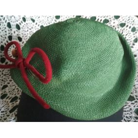 Sombrero Antiguo De Colección. Usado - Montevideo · Sombrero Antiguo 541b17b3f38